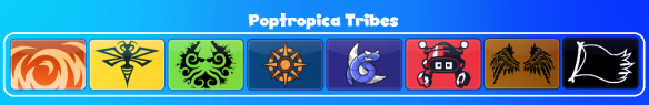 Poptropica Tribes Graphic