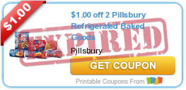 $1.00 off 2 Pillsbury Refrigerated Baked Goods