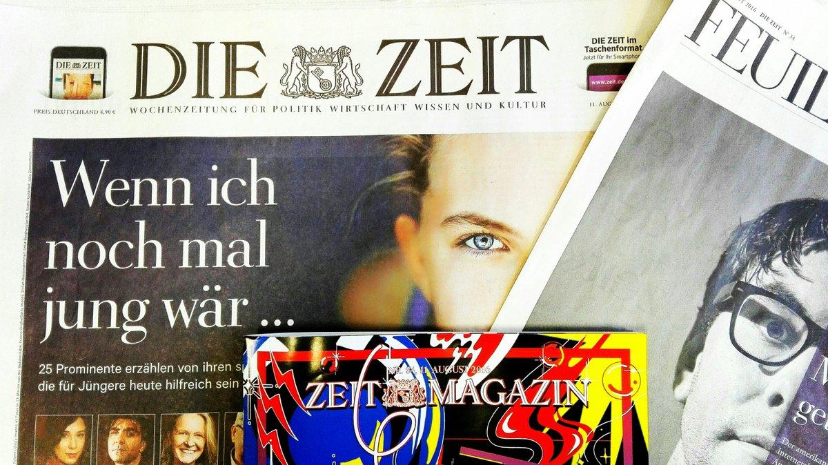 DIE ZEIT Appelbaum story in printed paper, source: https://web.archive.org/web/20160810190744/https://twitter.com/zeitverlag/status/763391476428595200