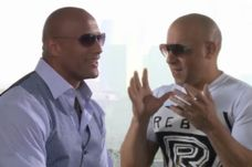 Fast and Furious 7 stars pay tribute to Paul Walker as movie launches