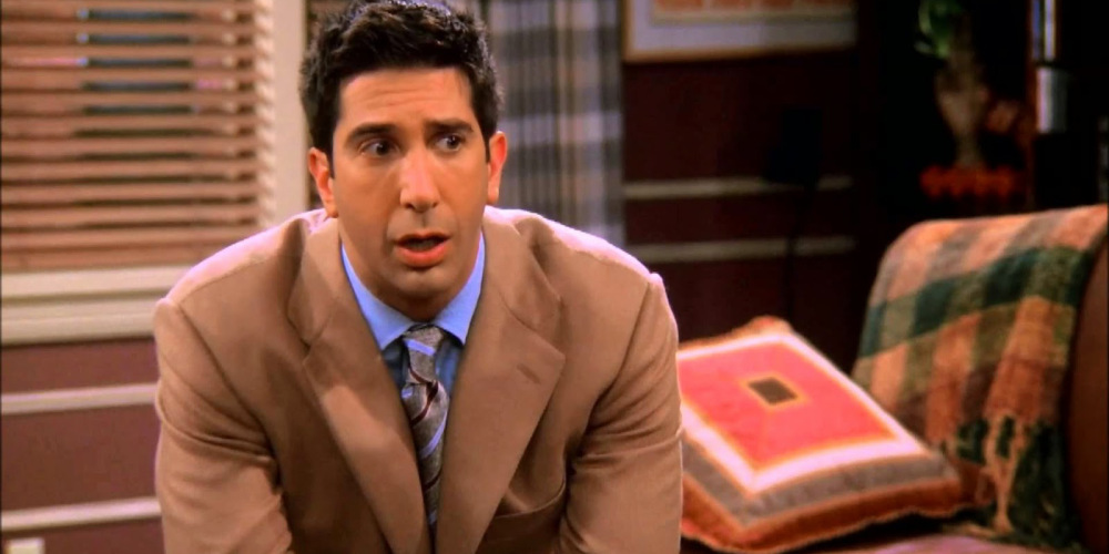 "Just How Good of a Paleontologist Was ""Friends"" Ross Geller"