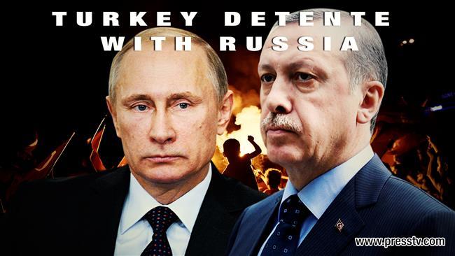 Debate: Turkey detente with Russia