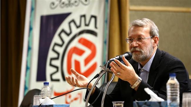 Iran-Parliament Speaker-Ali Larijani