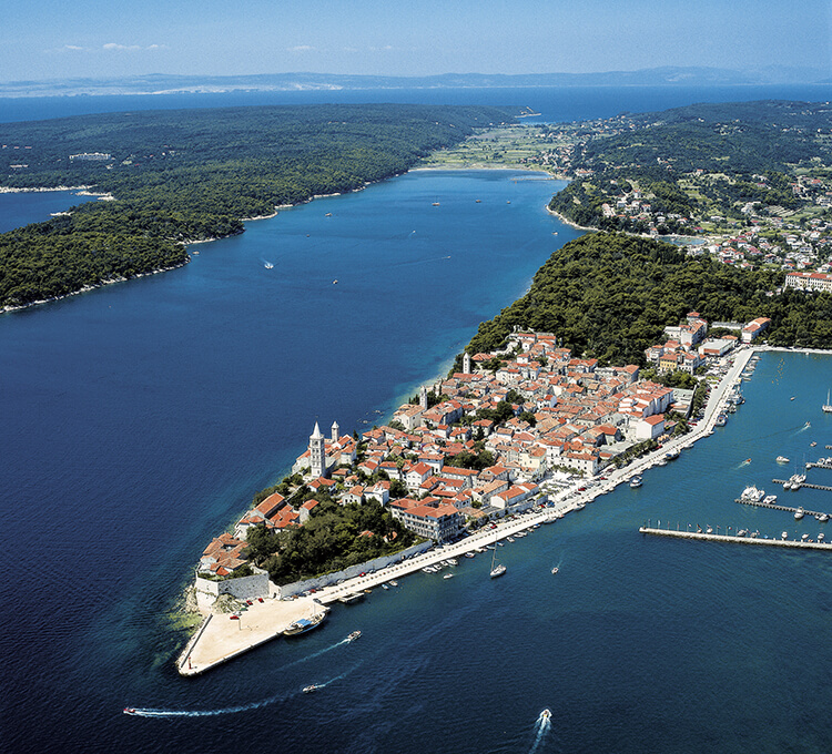 Rab Island | World Media About Croatia: Things To See And Do