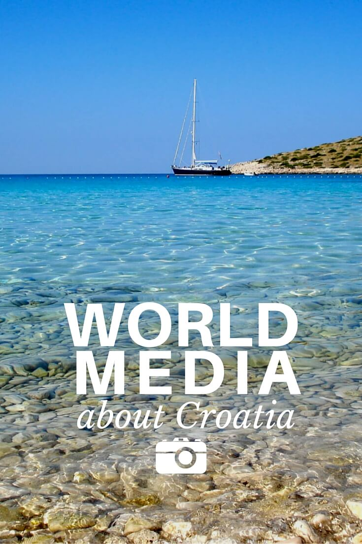 World Media About Croatia: Things To See And Do