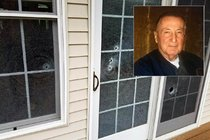 "When Gerald Sykes and his wife, Margot, saw shadowy figures on their back porch just after 11:30 p.m. on July 29, they thought there were ""prowlers,"" as Sykes described them to 911 dispatchers."