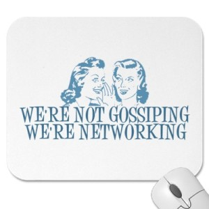 picture of women gossipping