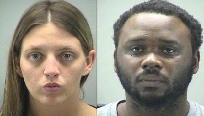 Julie Custer and Andrew Nason accused of reckless homicide in Montgomery County.  (Photo/Montgomery County Jail)