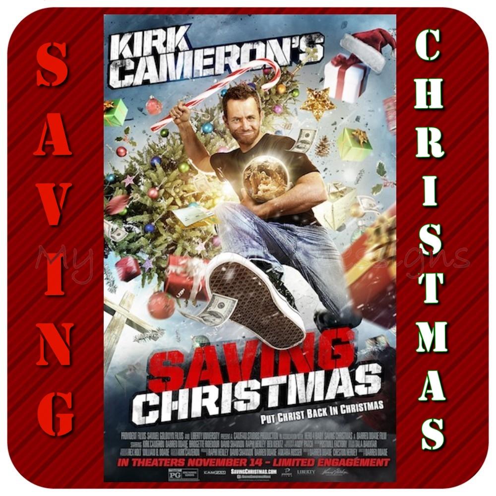 Saving Christmas Kirk Cameron