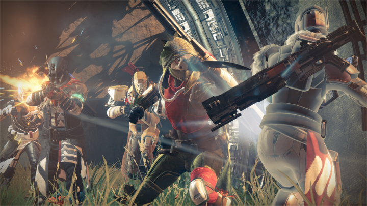 A Ridiculously In-Depth Interview with Destiny: The Taken King's Executive Producer: