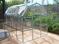 日光玻璃温室