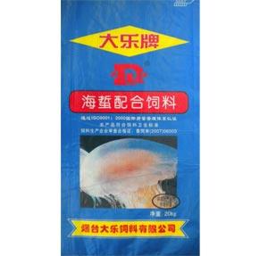 海蜇生物饲料
