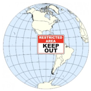 Monroe Doctrine - Keep out of the western hemisphere