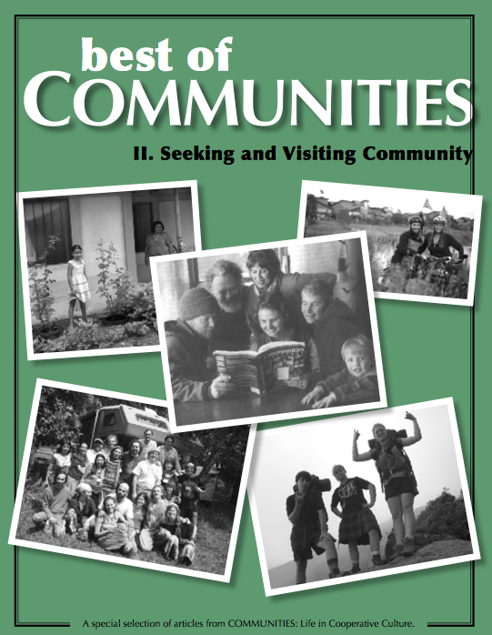 Seeking and Visiting Community