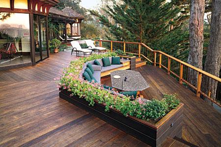 Decks – Trend of Outdoor Living Space | HomeDressing
