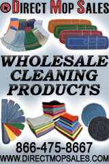 Direct Mop Sales - Wholesale Cleaning Products - 866-475-8667