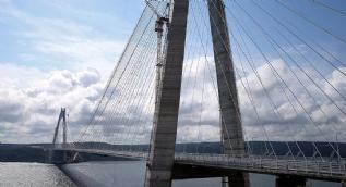 Yavuz Sultan Selim Köprüsü'nü şimdilik onlar kullanıyor