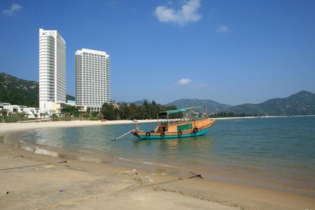 惠东凤池岛酒店