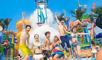 广州水上乐园,夏日玩水专题