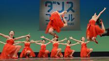 中学の部で6チームに金賞 小中学生ダンスコン東日本