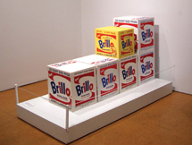 Explore other works in our collection involving Brillo Boxes