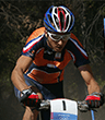 Bart Brentjens was knighted by the King of the Netherlands after winning the first mountain bike Olympic gold at Atlanta 1996 – arise Sir Bart, the Flying Dutchman!