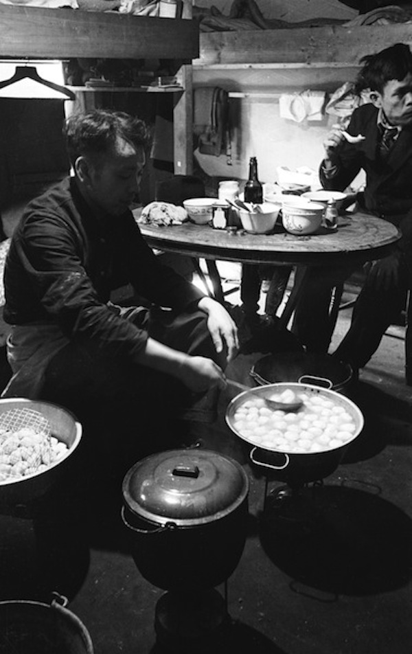 1942 - Chinese Cook/Bert Hardy Getty Images