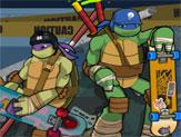 Tartarugas Ninjas: Deck'd Out