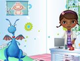 Doutora Brinquedos: Decorar Clínica