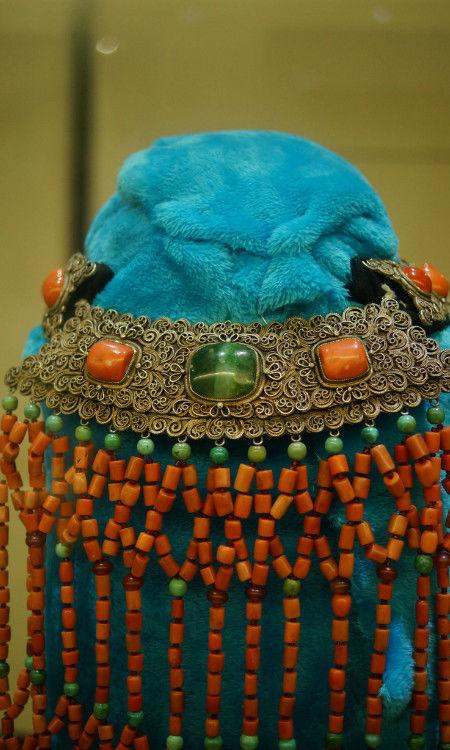 丽水博物馆:见识蒙古族的高货文玩