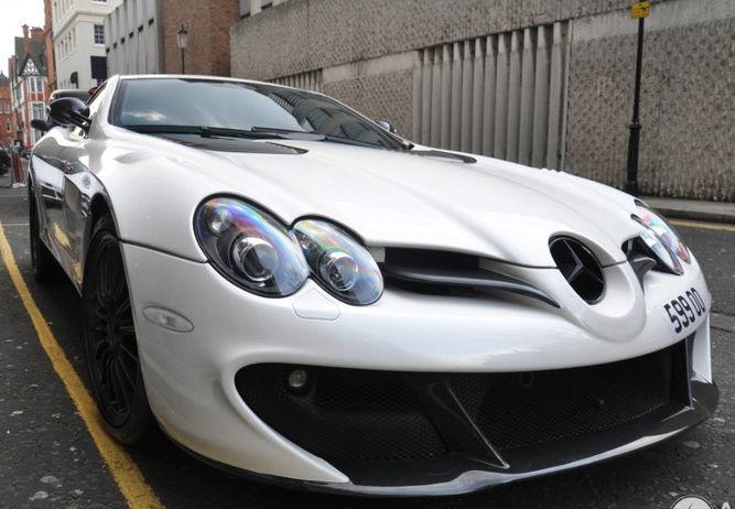 SLR McLaren Edition