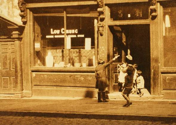 Number 3 Pitt Street in 1935 - Photo Courtesy of Liverpool Records Office
