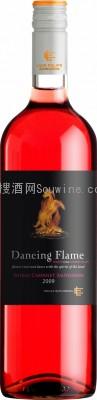 Dancing Flame Rose (shiraz/cabernet sauvignon) 红魔马桃红
