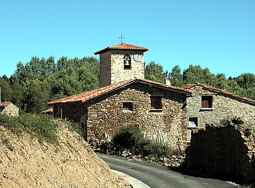 EL HORCAJO  (Lumbreras). La Rioja. 2004. 05. (INE-2006): 2 Habitantes. Camero Nuevo.