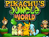 Pikachus Jungle World
