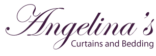 Angelina's Curtains and Bedding