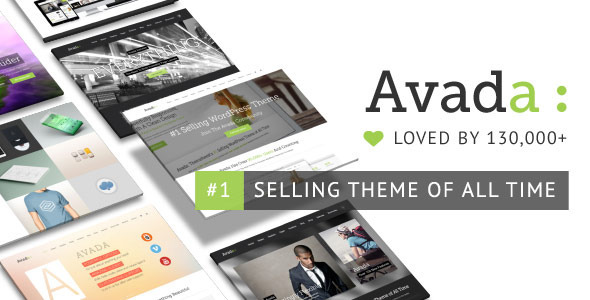 Avada seo friendly wordpress themes