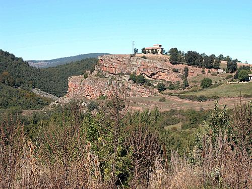 LUMBRERAS (Camero Nuevo). La Rioja. 2005. 04. Ermita de la Virgen de la Torre (sXVIII).