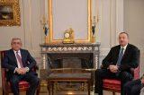 Ավարտվեց Սերժ Սարգսյան-Իլհամ Ալիև հանդիպումը Վիեննայում. Հանդիպումն անցել է «նորմալ»