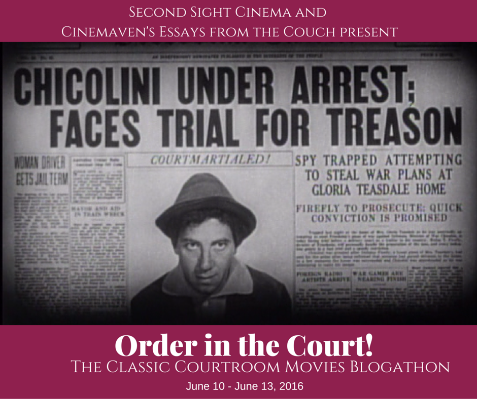 Order in the Court blogathon Duck Soup banner 1