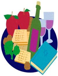 Passover Clip Art r200