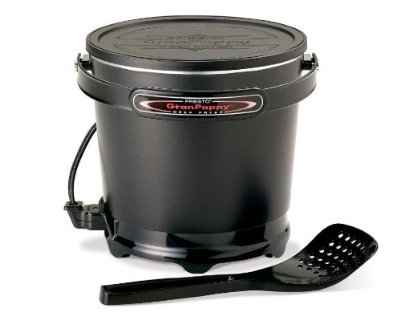 Presto 05411 GranPappy Electric Deep Fryer Review