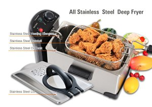Best Deep Fryer For Home Use Reviews
