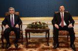 Հայաստանի և Ադրբեջանի նախագահների հանդիպումը Վիեննայում