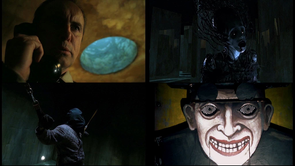 cabinet of dr. caligari (1920) homage