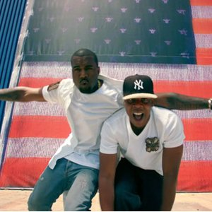 Image for 'Jay-Z & Kanye West'