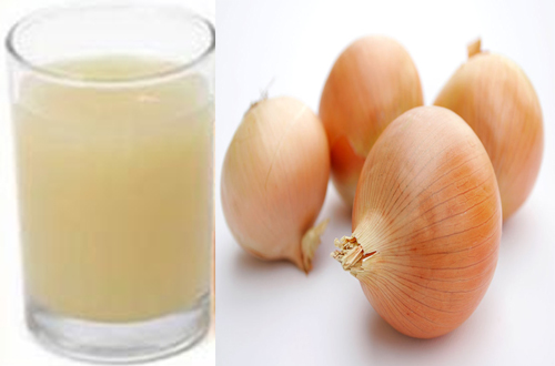 onion extract is a good way to reduce cholesterol