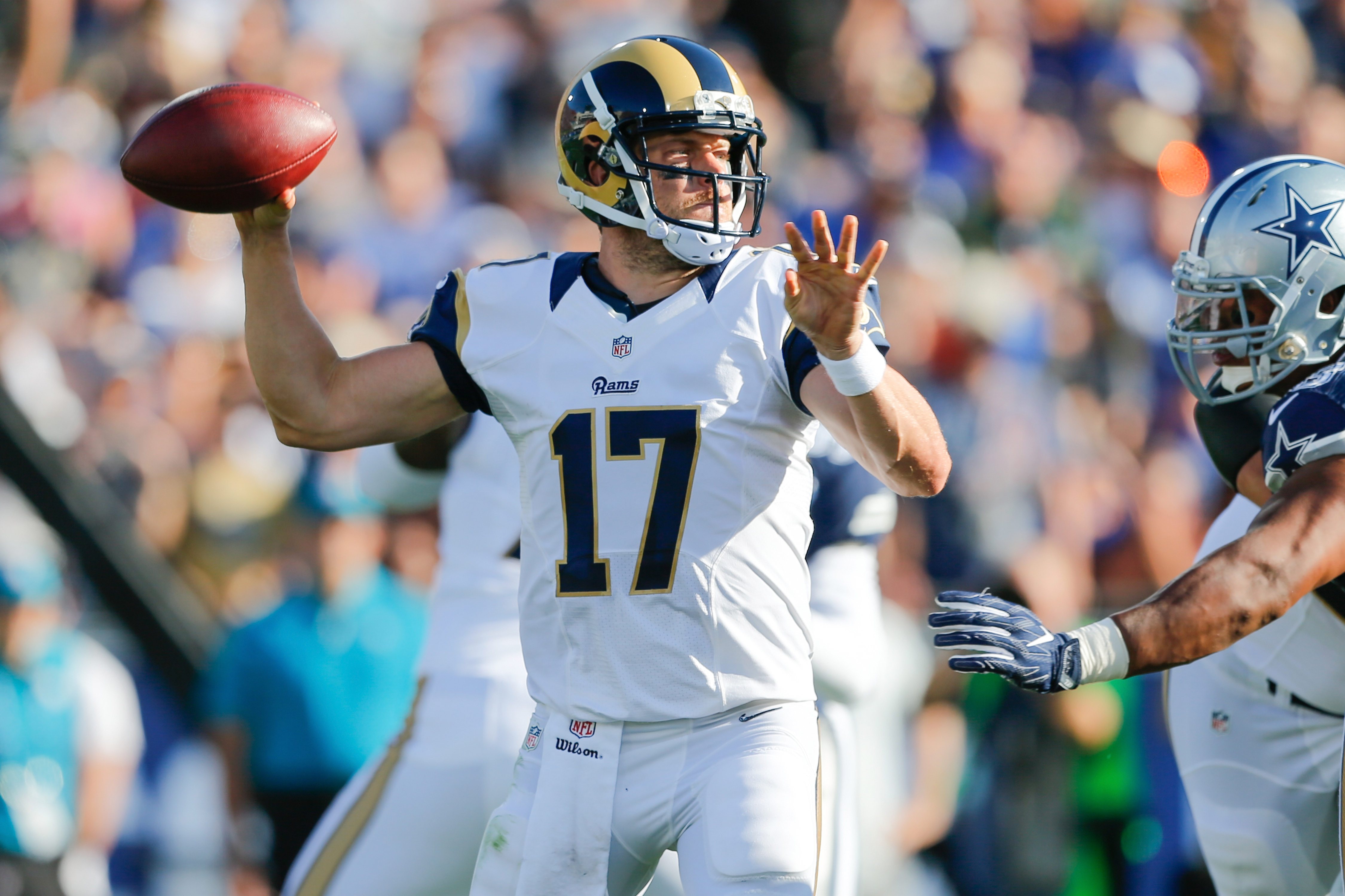 Practice Report 9/8: Keenum Ready for 1st Opening-Day Start