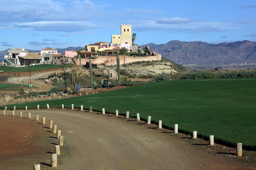 Desert Springs Golf Course, Spain