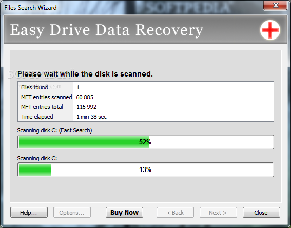 Easily Recover your data